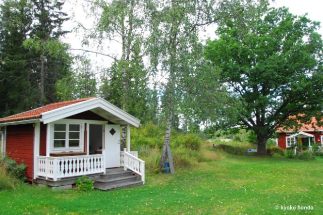 北欧の夏を過ごす場所『サマーハウス』