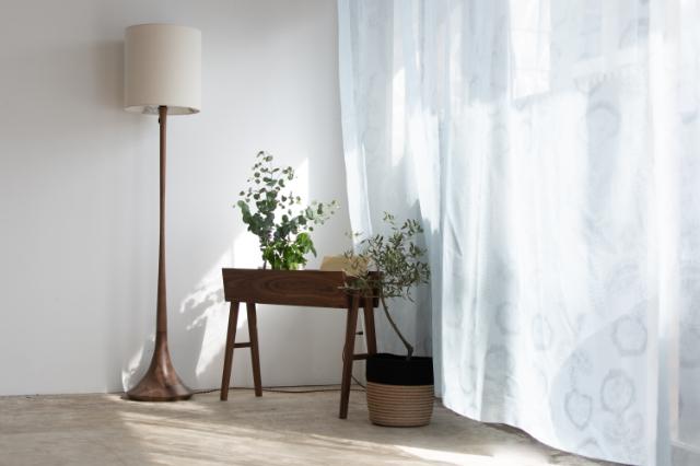 北欧の光と窓、そしてカーテン